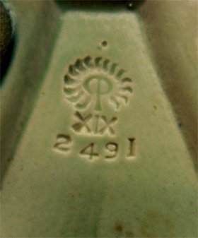 Early Rookwood Pottery Mark - c1919