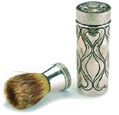 antique marks glossary - antique terms r - omar ramsden silver grooming kit