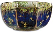 wedgwood fairyland lustre bowl by daisy makeig jones