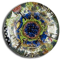 Wedgwood Fairy Gondola Fairyland Lustre Bowl by Daisy Makeig-Jones