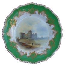 Worcester Gallery - John Stinton Carew Castle c1933