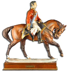 Worcester Wellington Figure