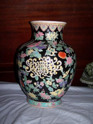 Chinese Vase 1 Design