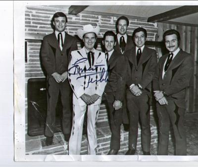 Ernest Tubb & Band Members