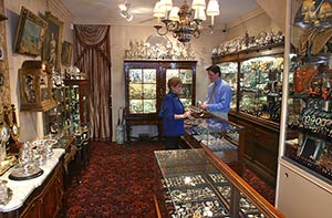 Superb Customer Service at Lang antique Jewelry