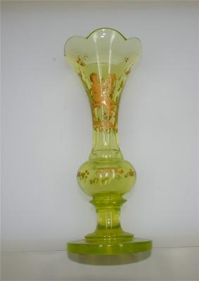 Full View of Vase
