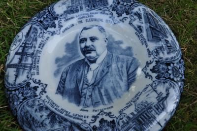 Wedgwood Stanley Mills Plates