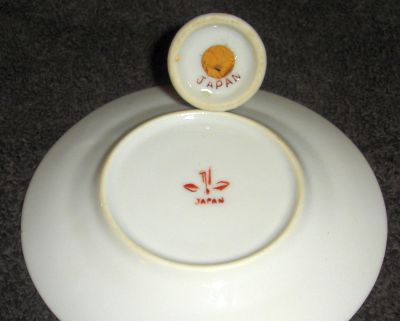 Toy Tea Set Made in Japan No. 48-4722