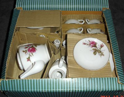 Original Boxed Toy Tea Set