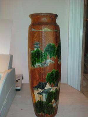 rust-colored-vase