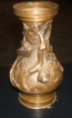 Ming Vase first side