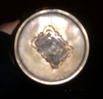 Ming Era Vase Seal Mark