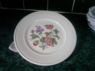 Photo of Edme Wedgwood Test Plate
