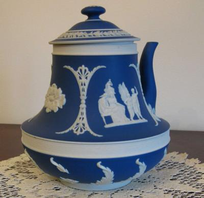 Wedgwood Jasperware Pot - No Handle