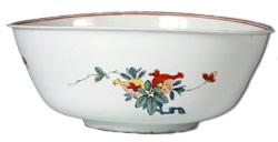 Meissen Bowl by Bottger
