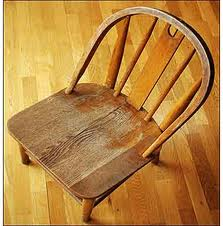 Salamon & Co. Windsor Style Chair