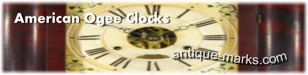 Collectible American Ogee Clocks