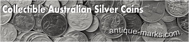 Collecting Australain Silver Coins from the British Commonwealth