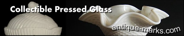 Collectible Pressed Glass