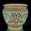 Royal Doulton Stoneware Planter by Eliza Simmance
