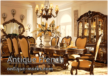 Antique Furniture Styles French Style