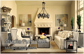 Antique Furniture Styles - Handcrafted Studio furniture