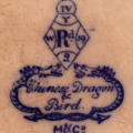 Minton - M & Co Mark c1841 to 1873
