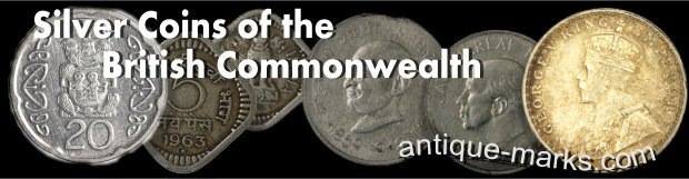 Collecting Silver Coins of the British Commonwealth