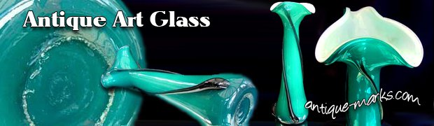 Collecting antique & decorative art glass