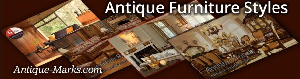 Antique Furniture Styles. Choosing the Right Antiques for Your Home
