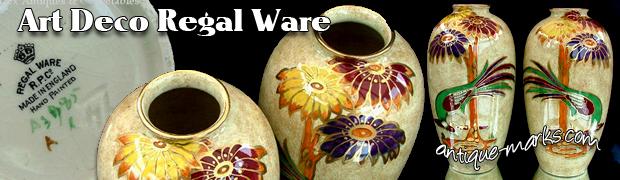 Antique Resources - Art Deco Regal Ware Hdr