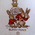 Royal Doulton Bunnykins mark