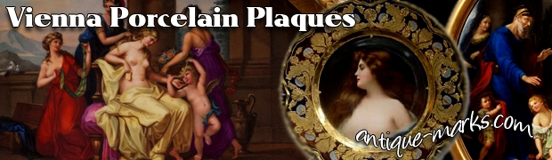 Buying Vienna Porcelain Plaques