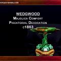 Wedgwood - Piscatorial Majolica Comport