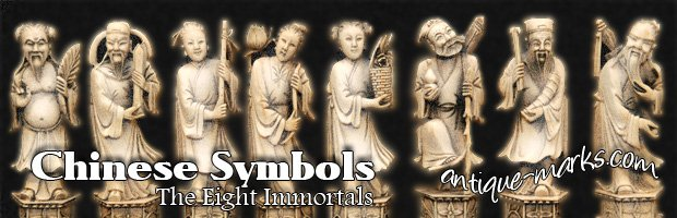 The Eight Immortals are a group of legendary heros or saints in Chinese mythology