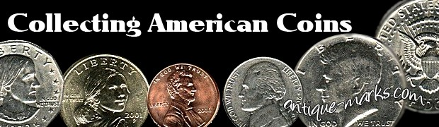 Collecting American Coins - a range of US collectable coins