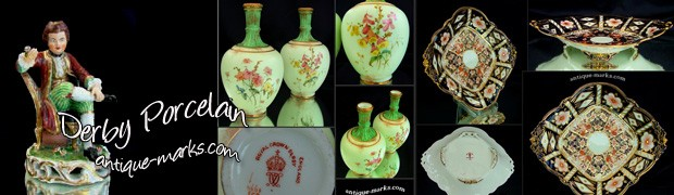 Collectible Royal Crown Derby Porcelain