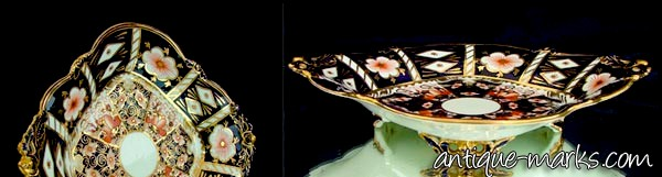 The Antiques Collection: Derby Imari Dish
