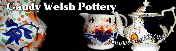 Collecting Antique Gaudy Welsh Pottery