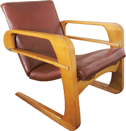 Karl Emanual Martin Weber - Airline Chair