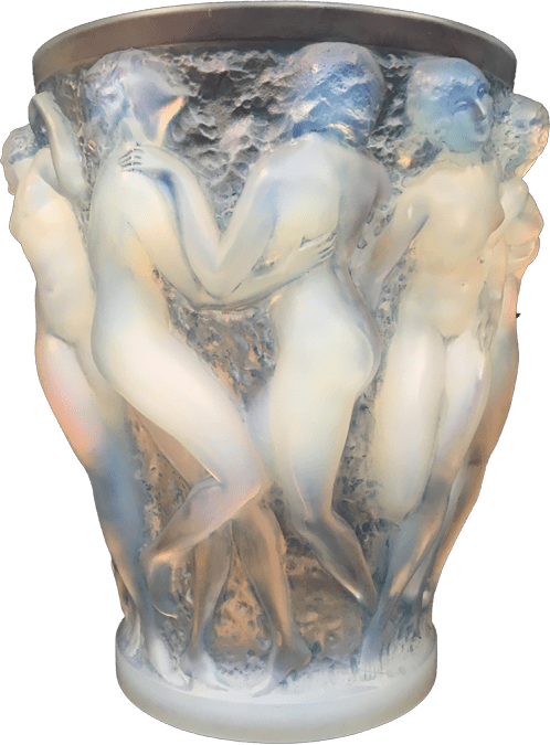 Collecting Rene Lalique Glass Car Mascots Perfume Bottles