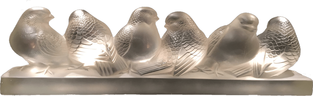 Collecting Rene Lalique Glass Car Mascots Amp Perfume Bottles