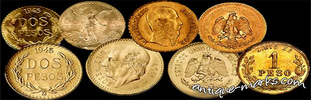 Collecting Mexican Gold Pesos