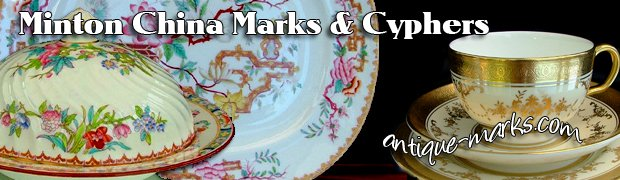 Antique Minton Marks And Dating