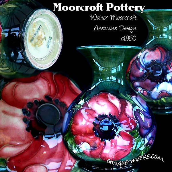 View our list of Moorcroft Marks