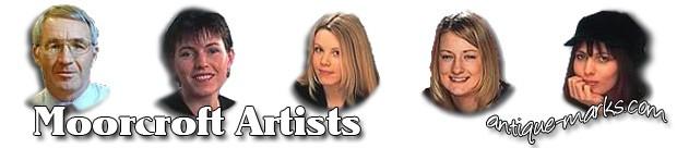 Moorcroft Artists & designers