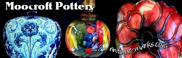 Moorcroft Pottery - History & Marks