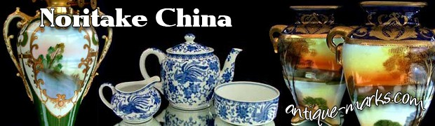 Genuine Examples of Noritake China