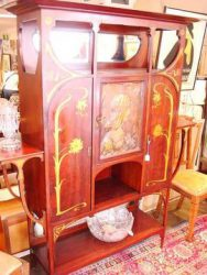 American furniture Art Nouveau