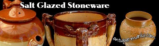 Collecting Antique Salt glazed stoneware